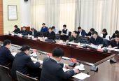 何立峰赴河北省灵寿县开展定点扶贫专题调研
