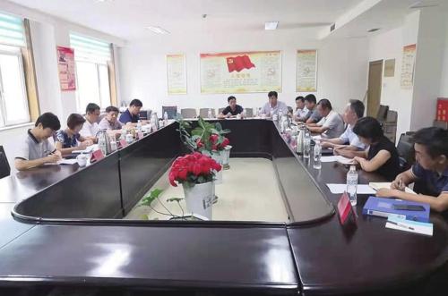 图为淄博市发展改革委调研组到周村区调研景区门票降价工作及相关情况。淄博市发展改革委/供图