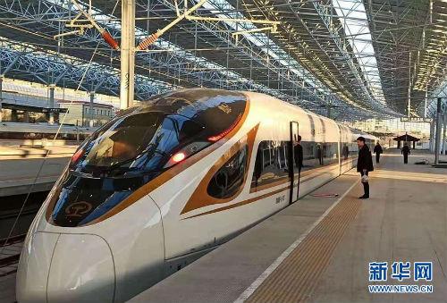(图文互动)(3)开通倒计时 京张高铁进入运行试验阶段