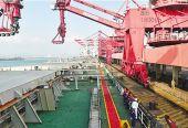 港口岸电助力绿色港湾 粤港澳三地合作推进岸电建设