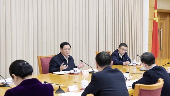 市委专题协商座谈会上,李强紧扣抓落实,与党外人士充分交流