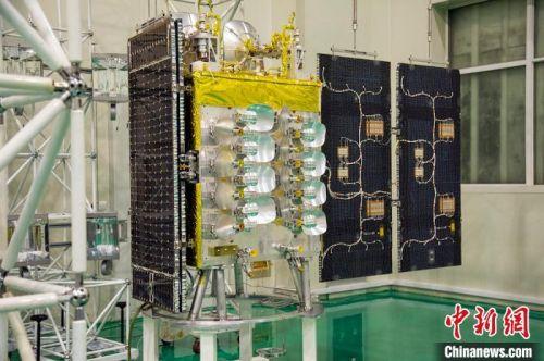 中国首颗民营5G卫星预计本月发射单星覆盖面积约50个上海