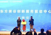 奉贤东方美谷创新服务驱动中心成立
