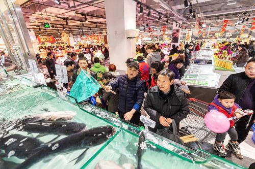 婺城市民有了购物新去处、新选择。