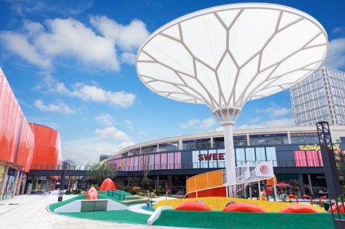 万泰•公园大道购物广场项目地处婺城新城区核心商圈,将成为未来的浙中商业新地标。