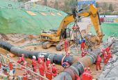 中石油管道局承建泰國拉差布里項目線路全線貫通