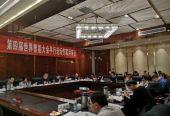 第四屆世界智能大會平行論壇專家評審會在津召開