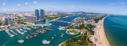 日照市已经发展成为在山东省独具魅力、全国知名的海滨旅游城市。