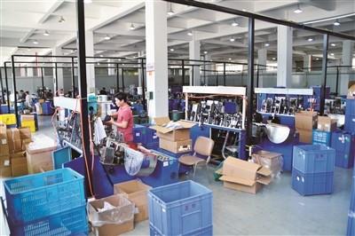 浙江桐庐县加快传统产业数字化改造 促进经济转型发展