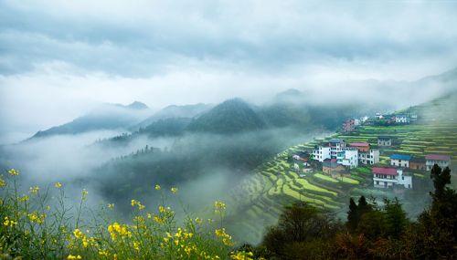 开化的美丽乡村随处可见