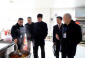 仙桃市检察院检察长带队进行节前安全检查 确保看守所安全稳定