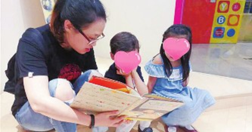 大學畢業生劉優的職業理想是從高端育嬰向高端管家轉型。    全國婦聯/供圖