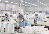 口罩产能持续恢复产量持续上升优先保障一线急需N95生产