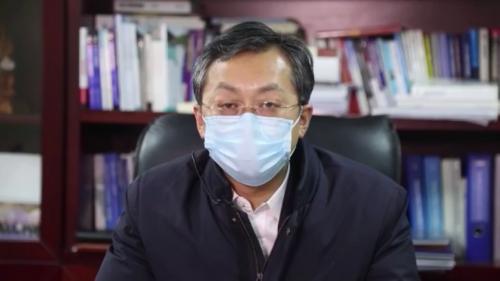 北汽福田党委书记、总经理巩月琼现场连线