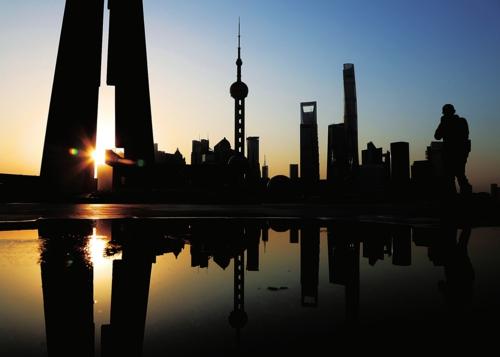 具有开放、创新、包容品格的上海。张朝登/摄