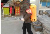 """湖北京山:""""新保安""""成小區居民""""貼心人"""""""