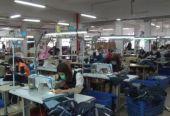 海丰县领导检查指导服装行业复工复产