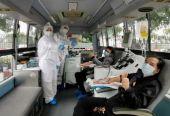 汕头市潮南区二位新冠肺炎治愈康复者加入捐献血浆行列