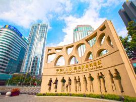 上海市政协委员与市民共话一体化