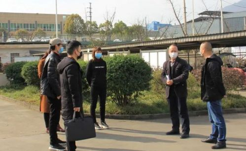 四川巴中恩阳司法局法律服务小分队助力复工复产