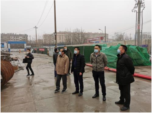 """济南市发展改革委""""进项目""""第五组:战""""疫""""有为"""
