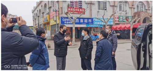 """山东省发展改革委省派烟台工作组:战""""疫""""日志看担当"""