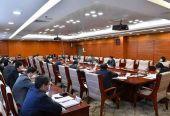 何立峰主持召开推动长江经济带发展领导小组办公室专题会议