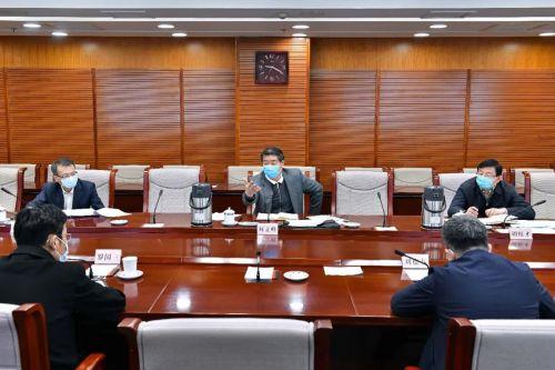 国家发展改革委主要负责同志主持召开推动长江经济带发展领导小组办公室专题会议