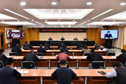 推动长江经济带发展领导小组办公室召开统筹做好新冠肺炎疫情防控和推进长江经济带发展重点工作视频会议