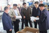 河南省發改委副主任劉琦到定點幫扶村調研