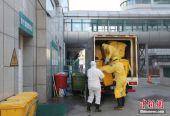 生态环境部:全国医疗废物处置能力达6094.1吨/天