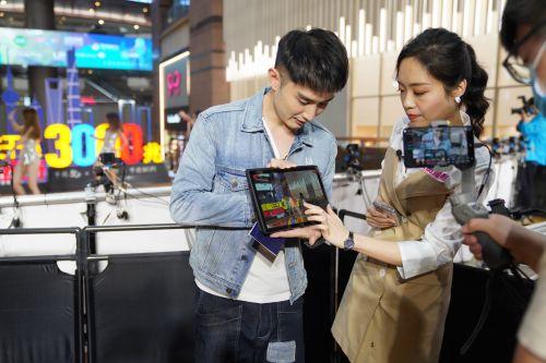 """浦东正大广场作为城市""""三千兆""""应用之一,上海电信不仅在抓紧5G室分建设,千兆WIFI也已覆盖广场内重要场所。"""