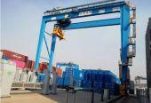 全球首次上海航天的这一发明创造用在了青岛港