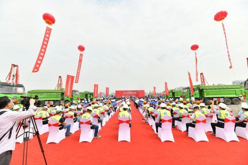 上海九星城开工建设总投资达125亿元