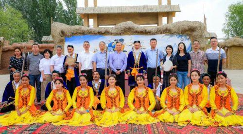 浙江文旅专家团到访新和县、一师十三团调研文旅产业