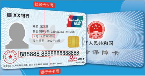 上海社保卡换新 旧卡将于年底停用