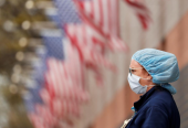 美国至少35州疫情加重 美媒叹:不知前路在何方