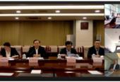 国家发改委副主任林念修与空客公司首席执行官傅里举行视频会议