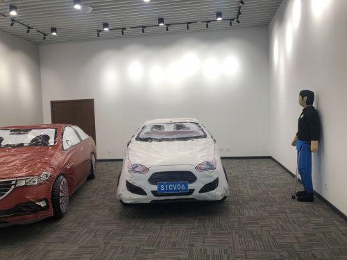 上海奉贤自动驾驶汽车开放测试示范区9月可揭开无人驾驶面纱