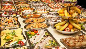 中饭协倡议:开发小份菜,鼓励自助餐节约
