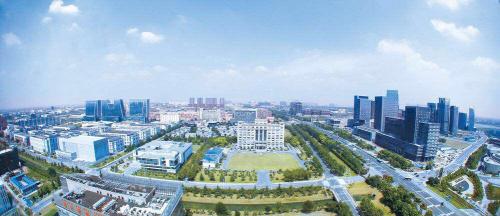 江苏泰州崛起健康之城