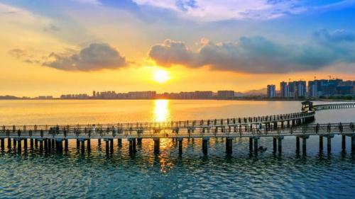 深圳 、汕尾文旅局携两地景区及文旅企业来蓉推介