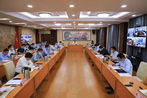 山东援疆学习第三次新疆工作座谈会
