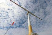 满亿娱乐建成首个海上风机塔AIS基站