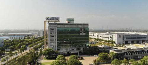 上海杭州湾经济技术开发区入选国家级绿色工业园区