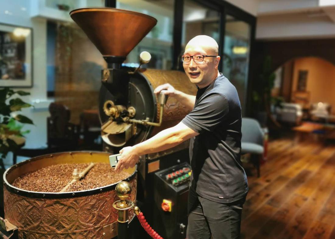 来进博会赴咖啡之约 享海派文化