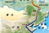 中俄東線天然氣管道(莒南段)沭河盾構工程開工建設