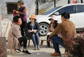 国家发展改革委下派灵寿县挂职干部开展以工代赈试点项目蹲点调研