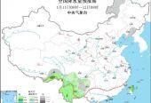 我国东南部及南部海域将有7~8级大风 青藏高原东部云南等地有降温雨雪