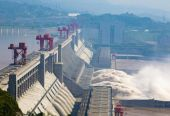 中国电建老挝南屯1水电站项目碾压混凝土月浇筑量刷新东南亚纪录